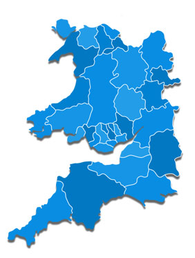 West And South West Of England